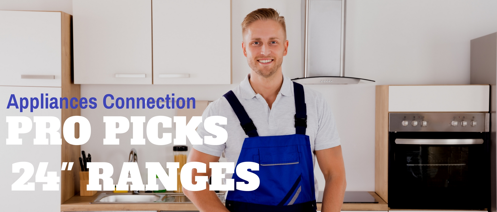 Check out these great cooking range recommendations from Appliances Connection for 24-inch ranges.