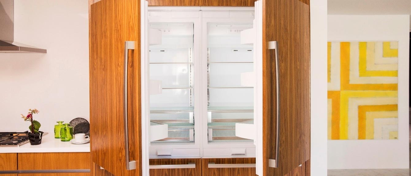 Dream Kitchens with Panel Ready Refrigerators