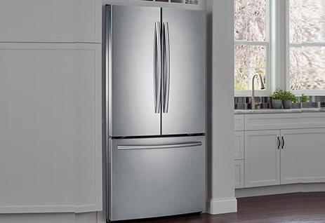 Additional Features: Ice Maker In Freezer, Humidity Controlled Crispers,  CoolTight Door, Door Alarm