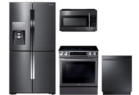 Comparing Lg And Samsung Kitchen Appliance Packages