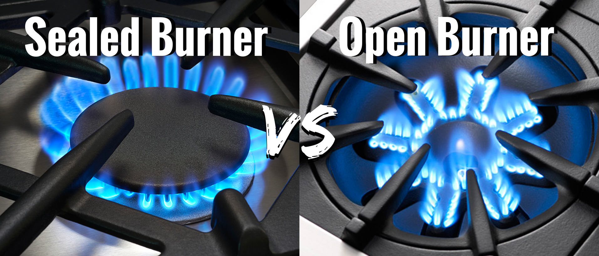 Open Vs Sealed Burners Appliances Connection Thermador Range Wiring Diagram When Buying A New Gas Youll Need To Choose Between Or There Are Many Debates About Which One Is Better
