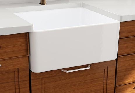TFCFS27 Nantucket Fireclay Sink