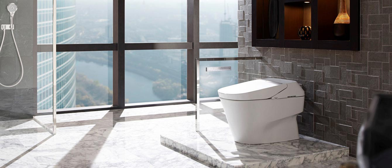 The Toto Neorest 750H Toilet - Indulgence in the Bathroom