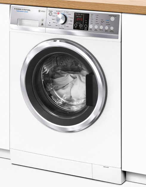 WH2424F1 24 Inch Front Load Washer