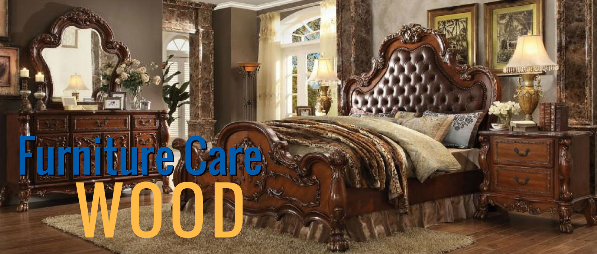 Furniture Care - Wood