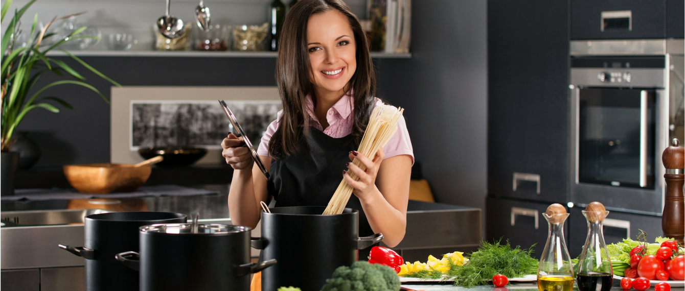 How to Feel Like a Professional Chef At Home | Appliances ...
