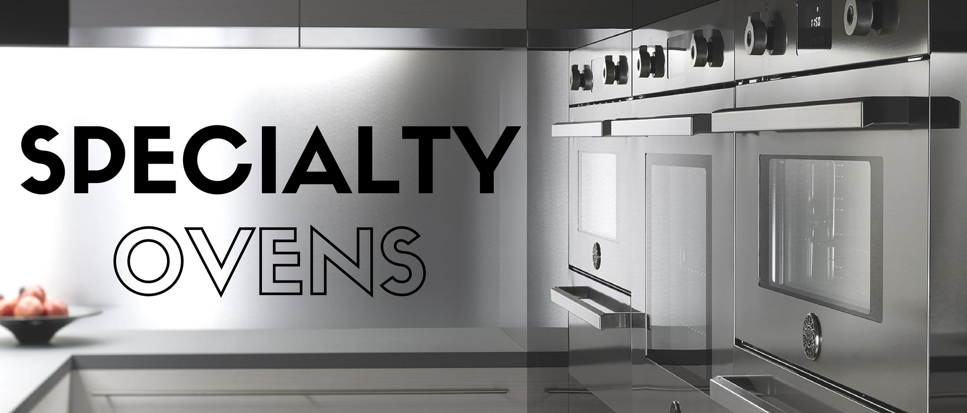 Specialty Ovens Steam and Speed Banner