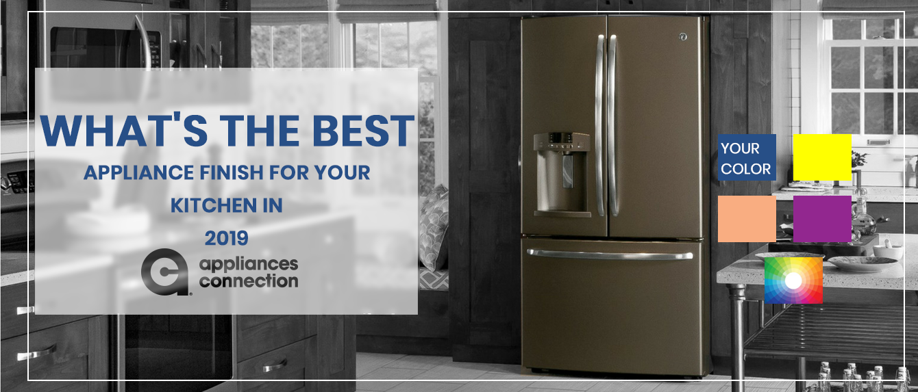 What\'s the Best Appliance Finish for your Kitchen in 2019 ...