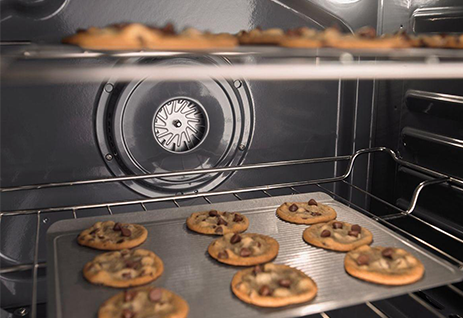 Convection Cookies
