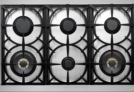 Superiore New Cooktop Layout