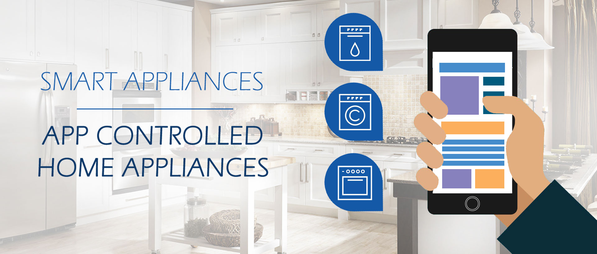 Smart Appliances with App Connectivity: Convenient, Easy to Use and Cost Effective