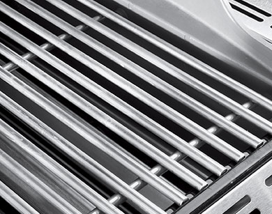 how to clean stainless steel grill grates weber