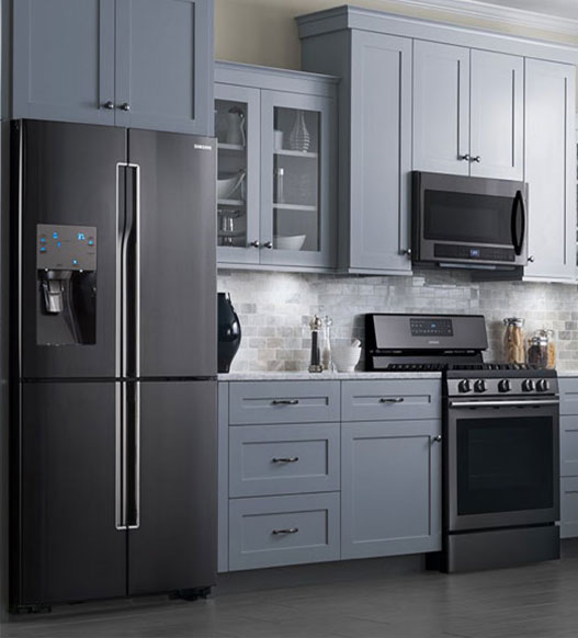 Swell Whats The Best Appliance Finish For Your Kitchen In 2019 Interior Design Ideas Inesswwsoteloinfo