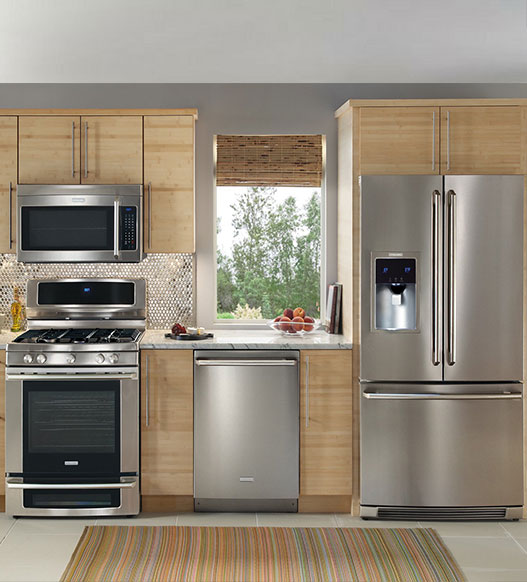 Kitchen Cabinet Colors With Black Appliances: What's The Best Appliance Finish For Your Kitchen In 2019