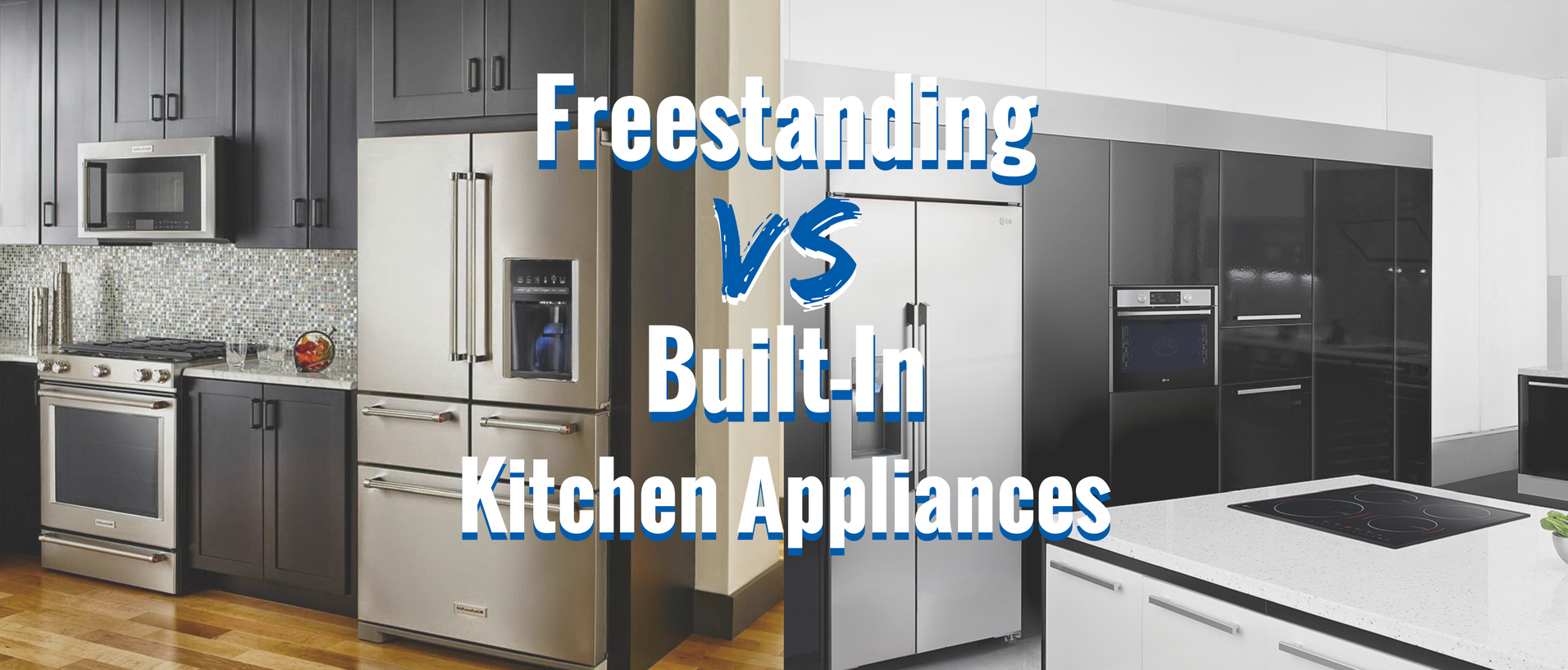 Freestanding Vs Built In Liances