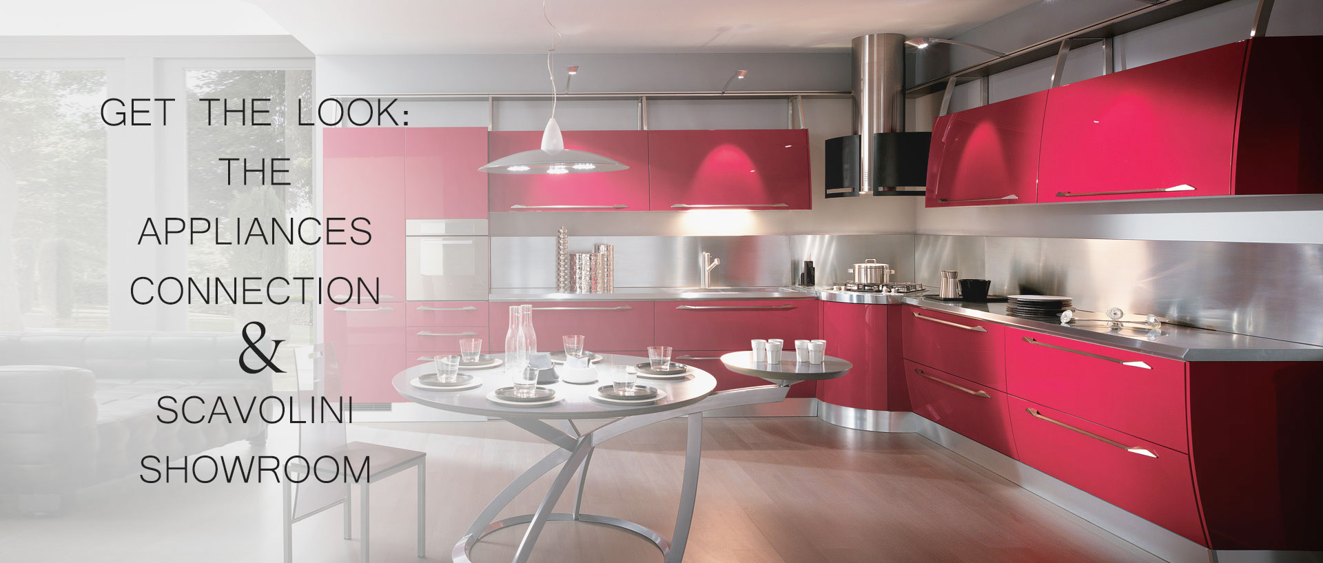 Scavolini Designs in Our Showroom   Appliances Connection