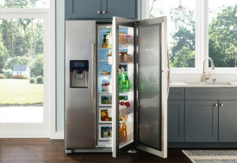 Open Fridge