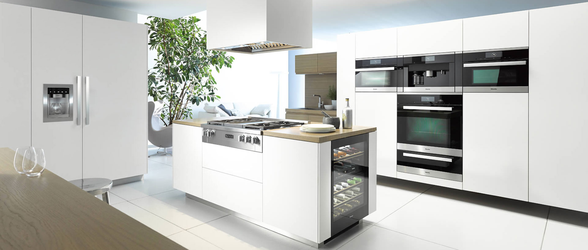 Similar To Bosch, Miele Is Known For German Engineered High Quality  Appliances That Offer Durable And Reliable Kitchen Appliances With  High Performance ...