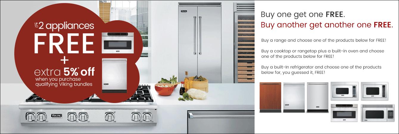 Viking Rebates | Luxury Kitchens for Less | Appliances ...