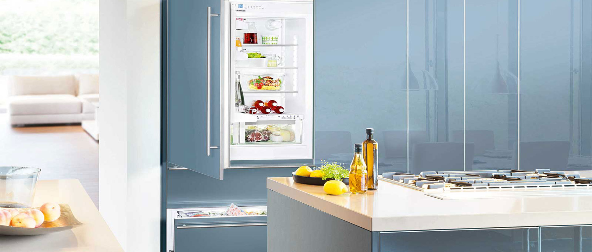 panel ready built-in refrigerator