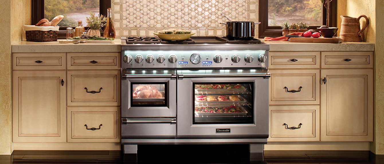 top five dual fuel double ovens 2018 banner