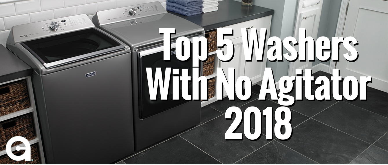 Top 5 Washers With No Agitator Banner