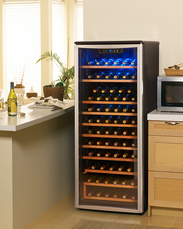 Wine Cooler Storage Unit Buying Guide Appliances Connection
