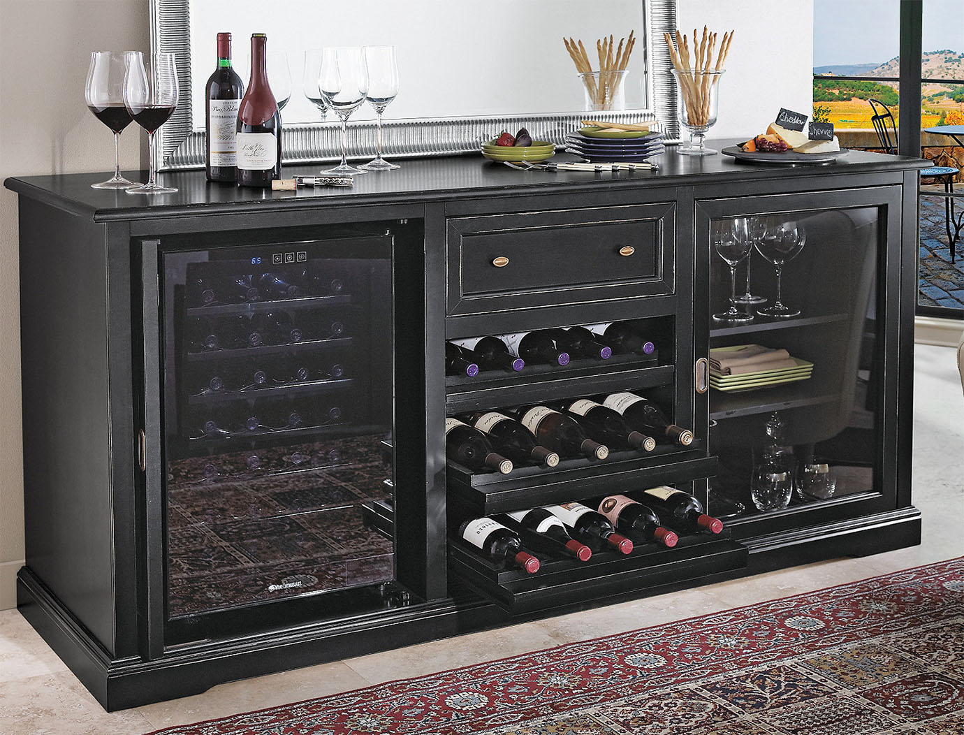 Wine Cooler Storage Unit Buying Guide. Wine Enthusiast 2720332