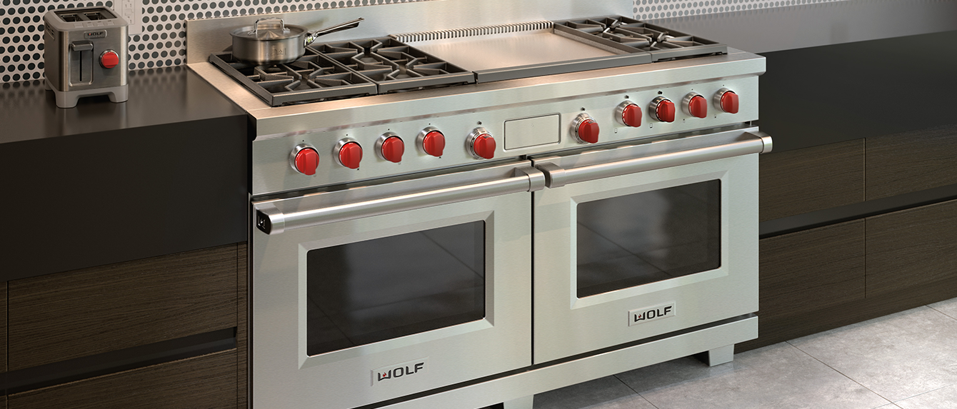 Top Five 60-Inch Dual Fuel Ranges of 2019 | Appliances Connection  Inch Range Kitchen Design on new orleans open kitchen design, greek revival kitchen design, new orleans style kitchen design,
