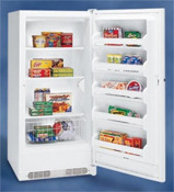 Click To View All Upright Freezers