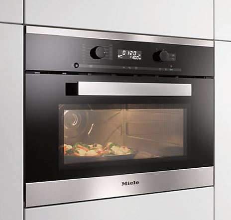 Miele M6040sc Built In Microwave Oven Appliance Connection
