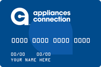 Appliances Connection Financing Card