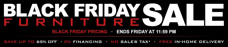 Furniture Black Friday Sale