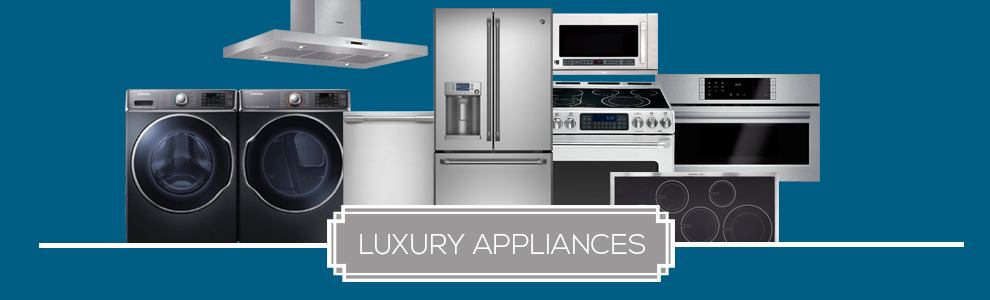 Luxury appliances appliances connection for Luxury oven