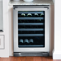 Click to view all ADA Compliant Wine Coolers