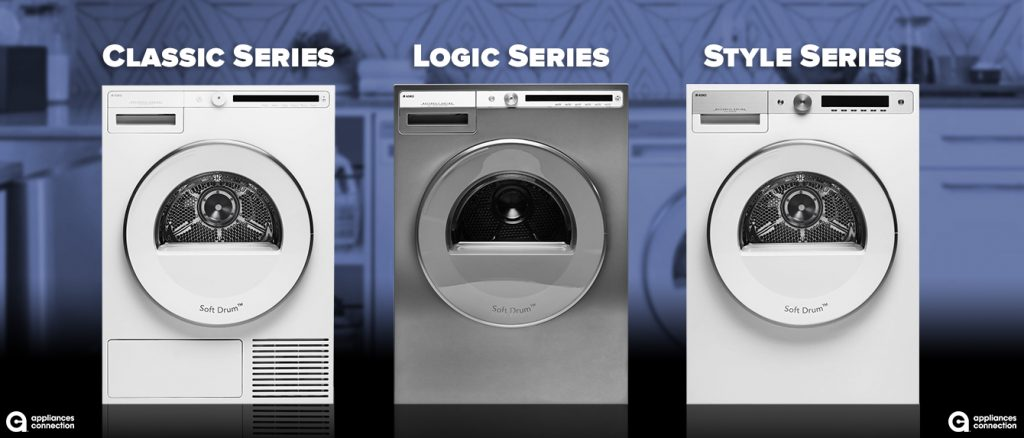 Comparing Asko Washer and Dryer Series: The Dryers