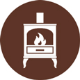 Fireplace Stove Type