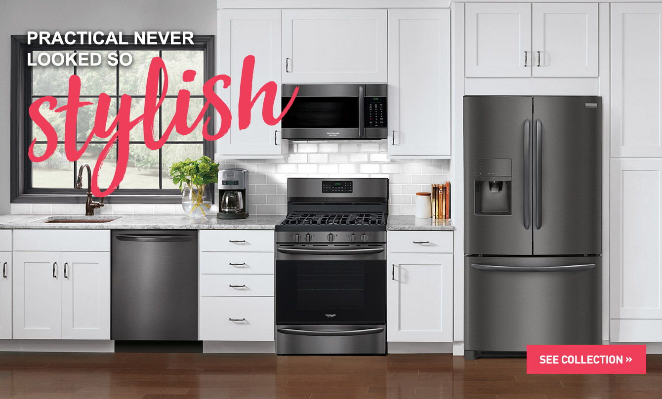 Frigidaire Has Crafted A Complete Lineup Of High Quality And Expertly  Engineered Appliances That Combine Form And Function To Bring You A Kitchen  Package ...