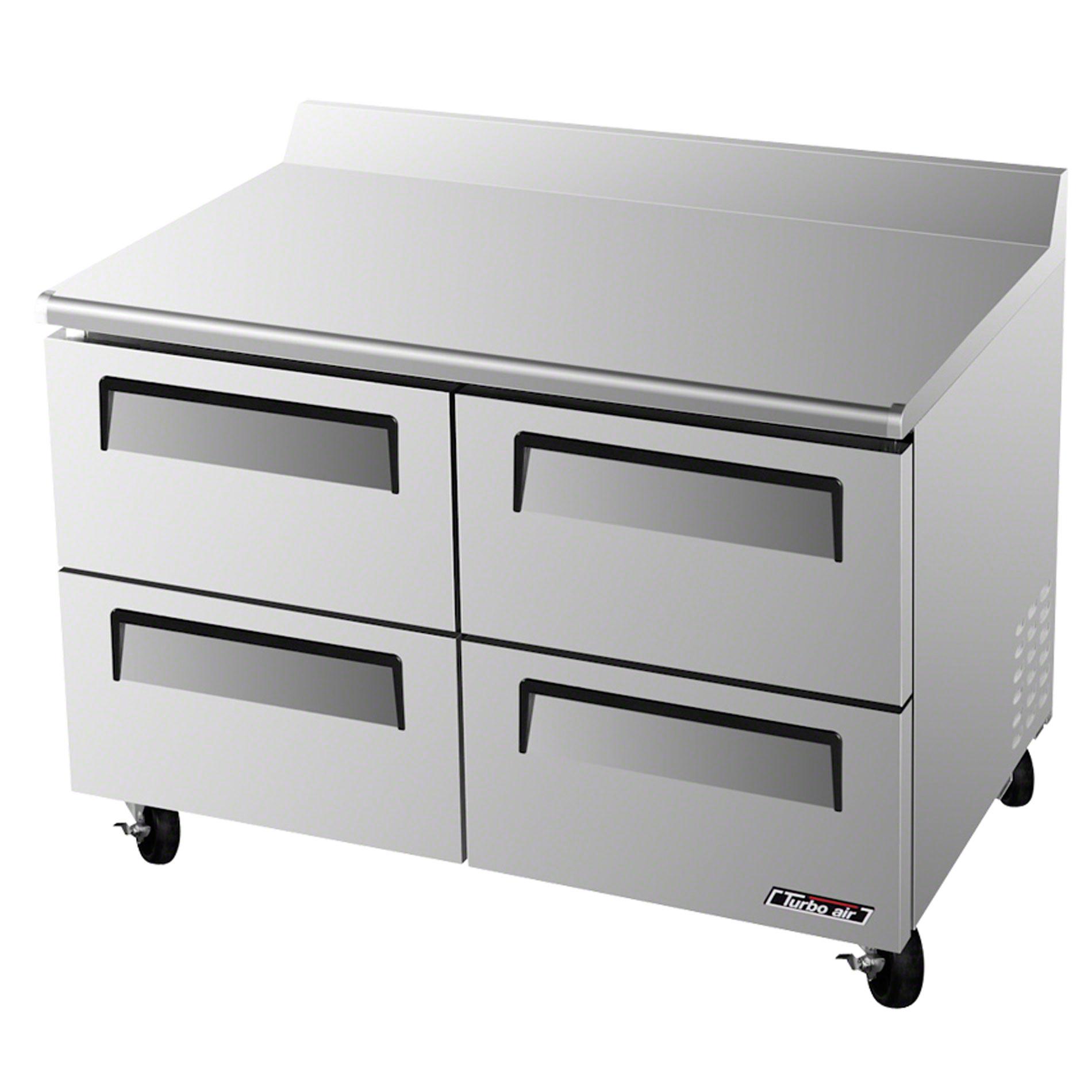 Commercial Freezers Guide Appliances Connection - Cold sandwich prep table
