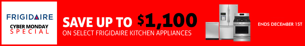 Frigidaire Buy More Save More Rebate Up To $1000 OFF