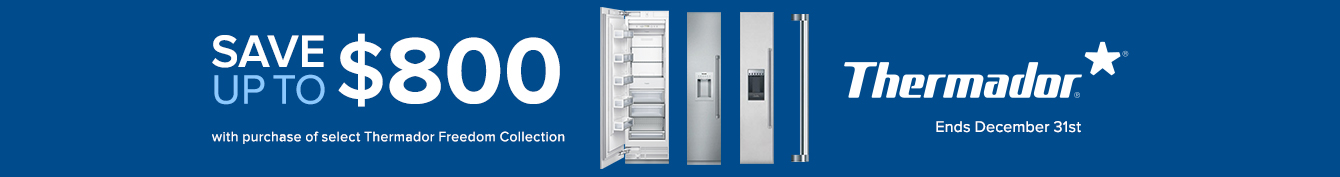 Thermador 800 Freedom Collection Refrigeration and Freezer Builder