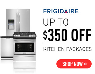 Frigidaire - Up to $350 on Select Frigidaire Kitchen Appliances