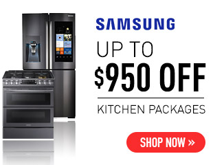 Samsung $950 Off Select Samsung Kitchen Appliances