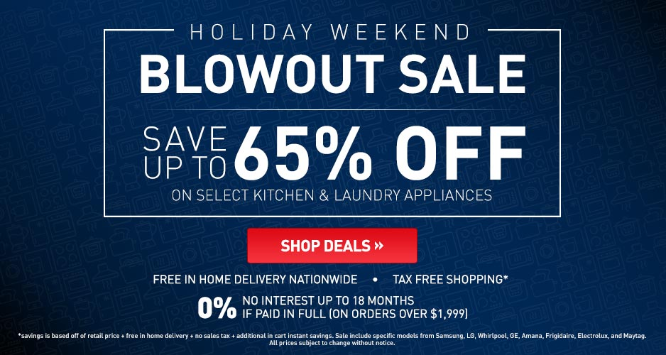 /holiday-weekend-blowout-sale.html