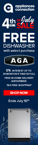 aga marvel free dishwasher