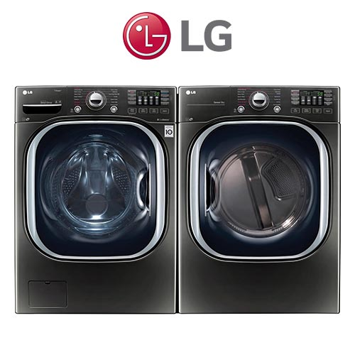 LG Laundry Packages