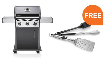 Napoleon Grill Rouge Series + FREE Accessories