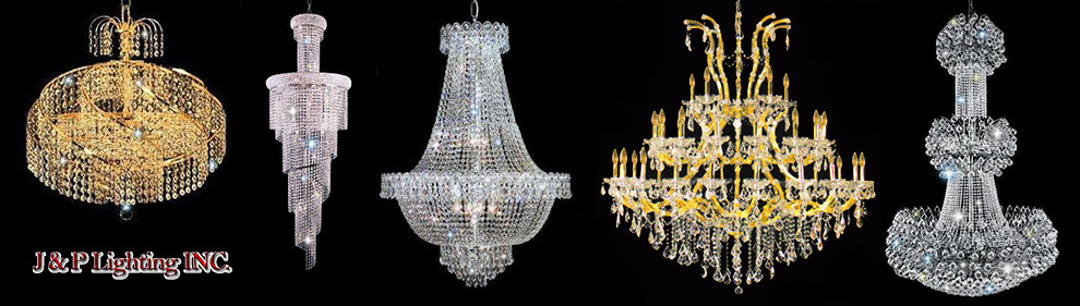 J & P Crystal Lighting
