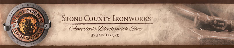 Stone County Ironworks Furniture