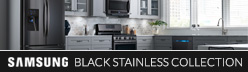 Samsung Black Stainless Steel Collection